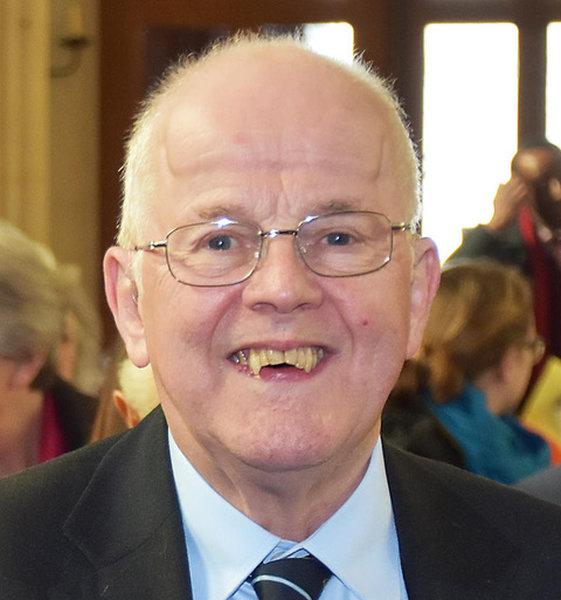 Roger Wilkes MA MusB HonFGCM