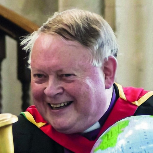 The Rt Revd Dr Richard Fenwick